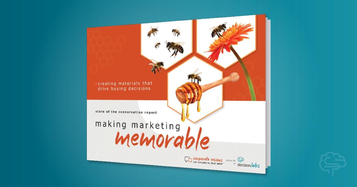 Report: Making Marketing Memorable