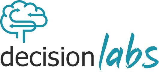 Decision Labs Color Retina Logo