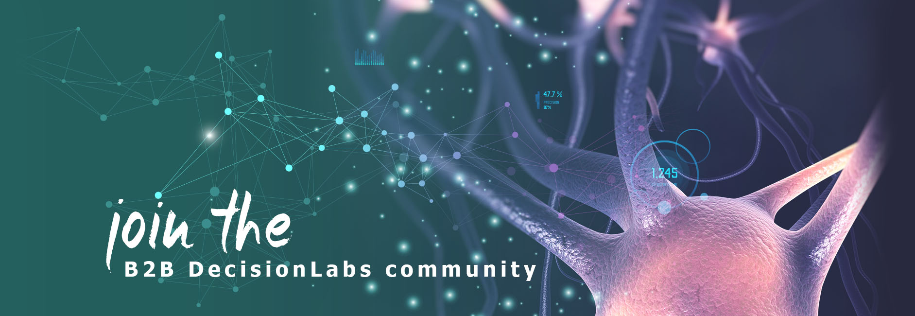 Join the DecisionLabs Community