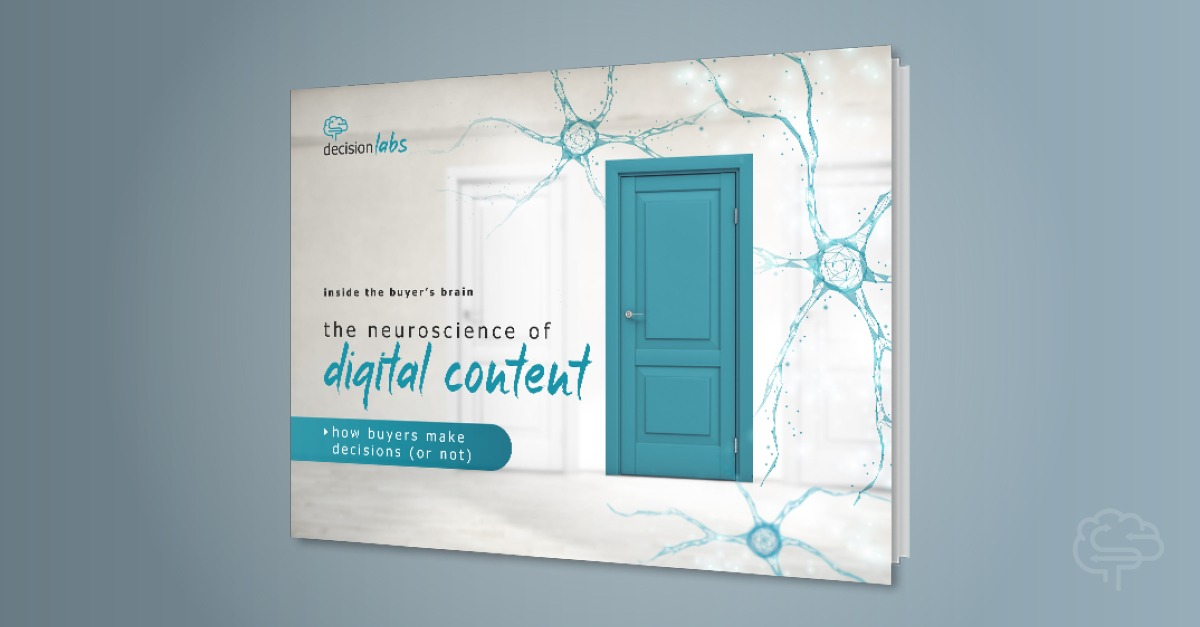 digital content brain study report